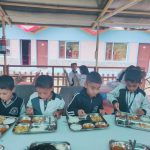 Lunch Shimla Presidency School