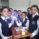 Science Experiment Shimla Presidency School