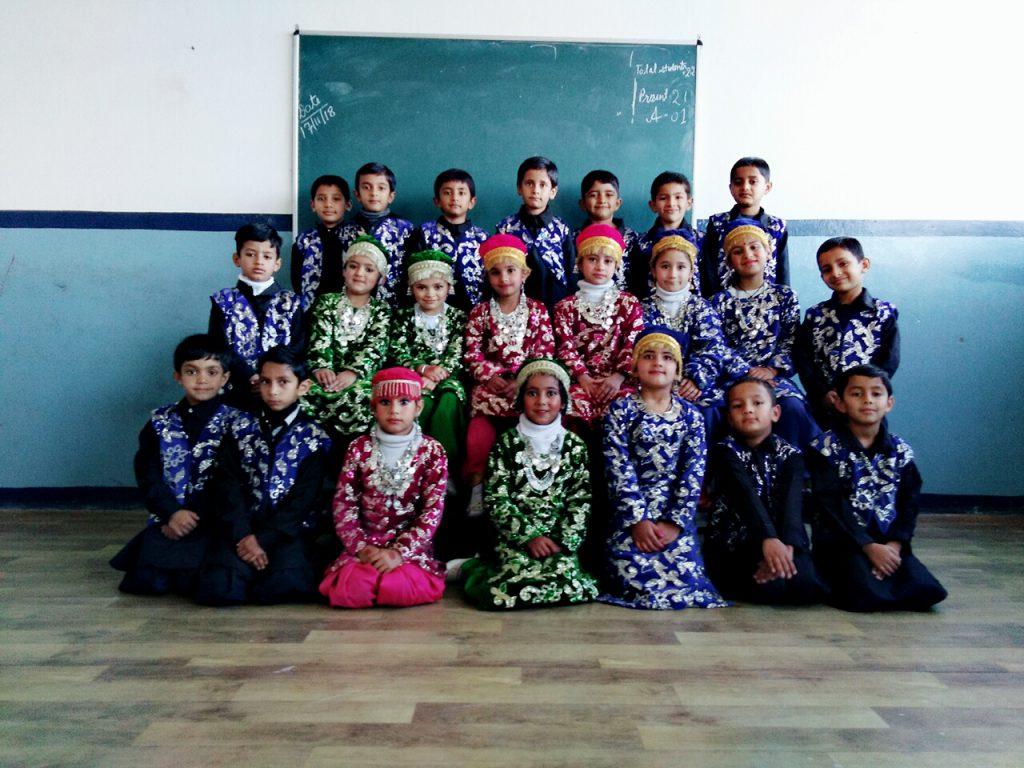 Little army Shimla Presidency School
